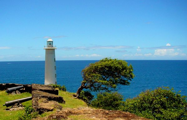 Phare Vieux-Fort